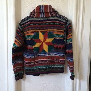 Southwest Wool Sweater